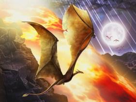Dragoncharm Wallpaper 1024x768