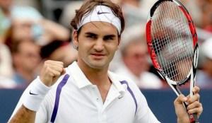 Picture: Roger Federer