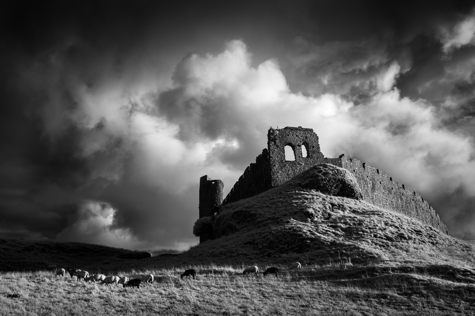 Black & White Landscape Photography Ireland