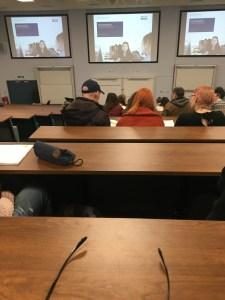 lecture-theatre