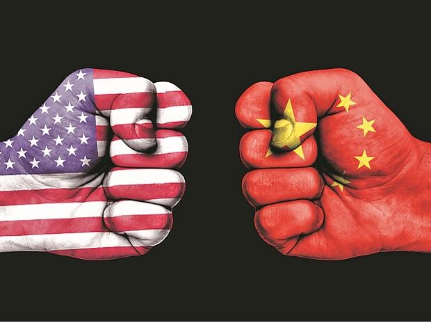 The US is struggling with China