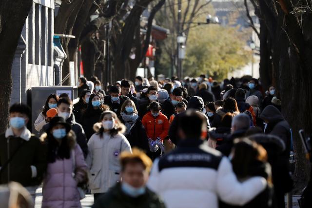 CHINA'S ECONOMY IN GOOD SHAPE