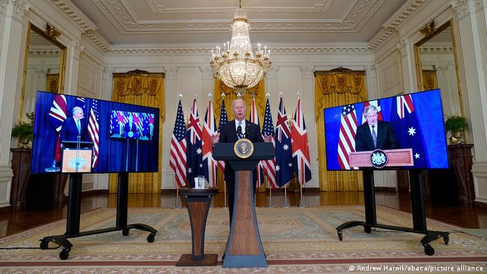 US/UK/AUSTRALIA – NEW SECURITY INITIATIVE