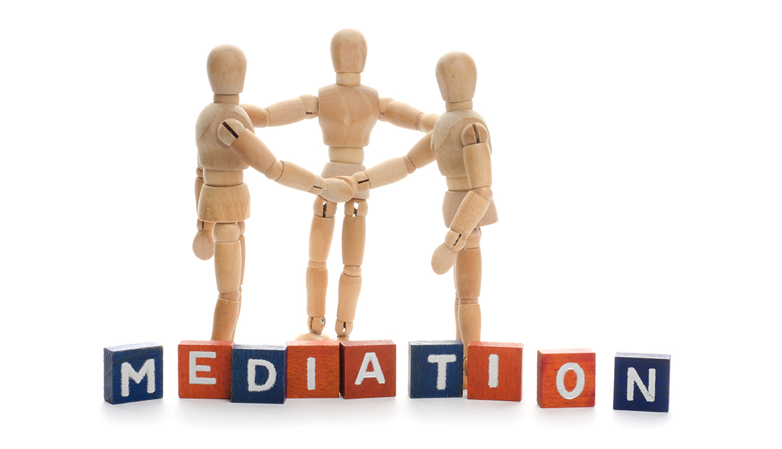THE ARBITRATOR BECOMES A MEDIATOR