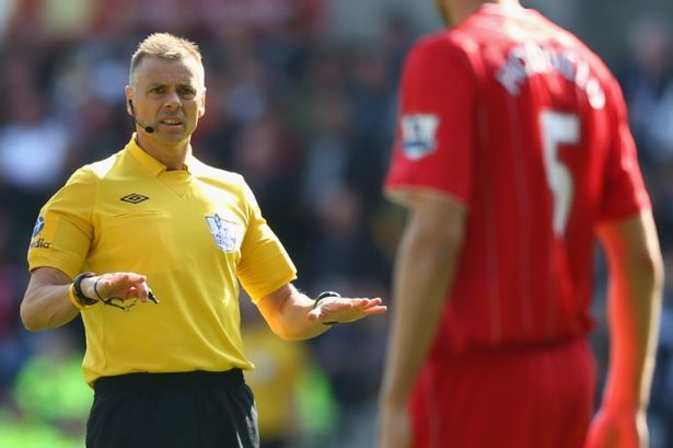THE FOOTBALL REFEREE DISPUTE RESOLUTION AT THE CUTTING EDGE