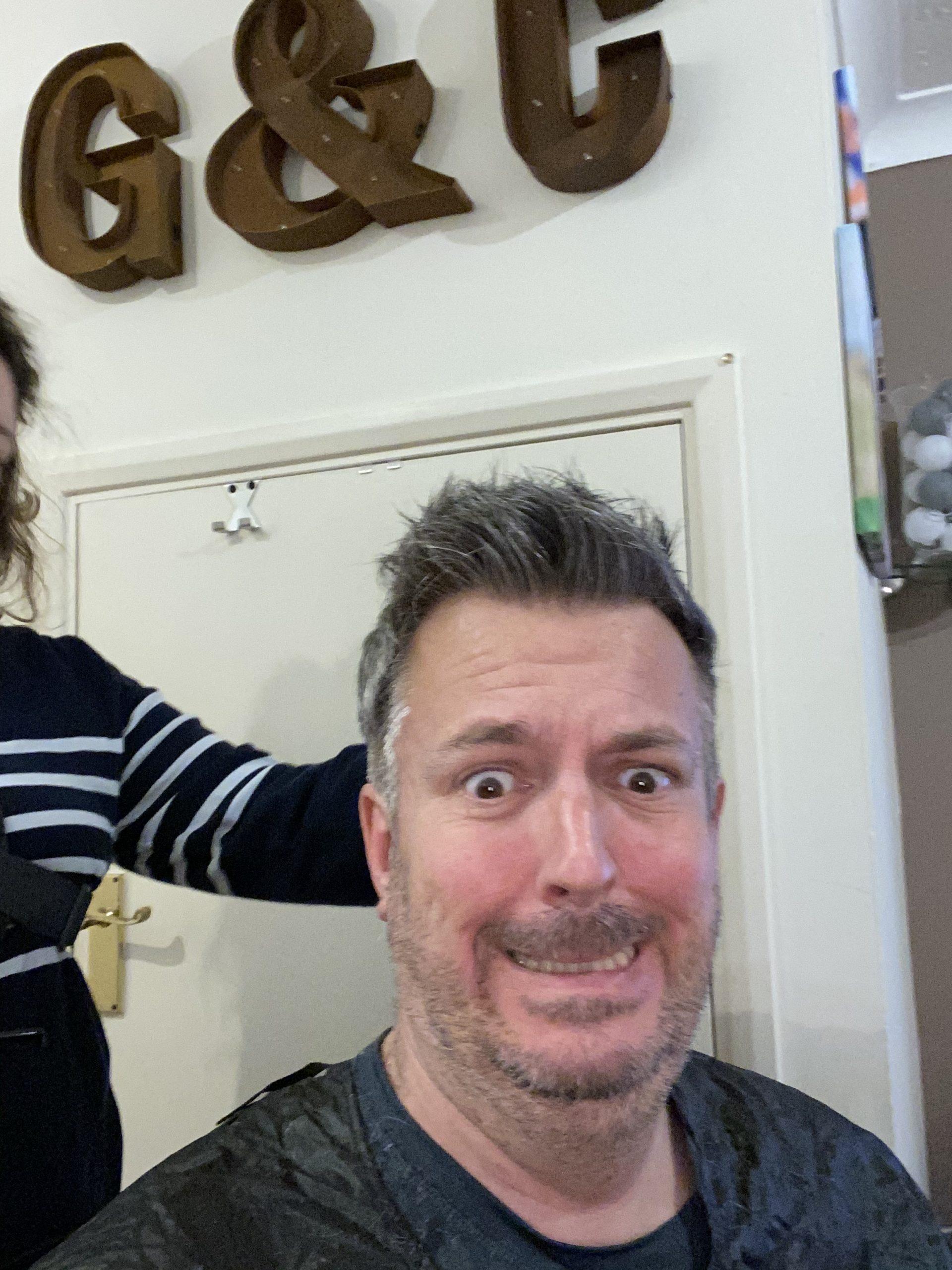 Lockdown Haircut III