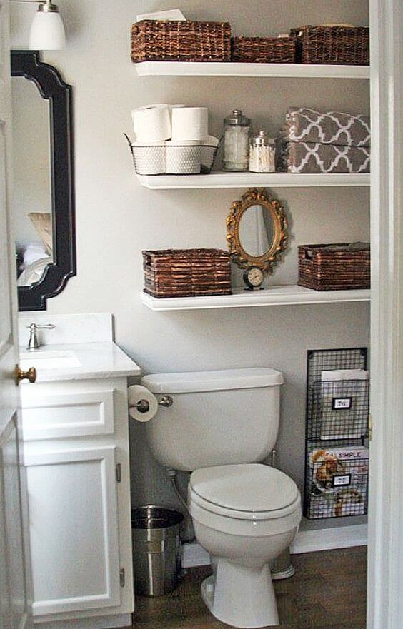 Simple Bathroom Designs for Small Spaces - Graham's and Son on Small Space Bathroom  id=37905