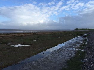 Morecombe - Best Bank foreshore