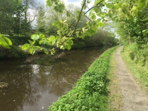open air Union Canal