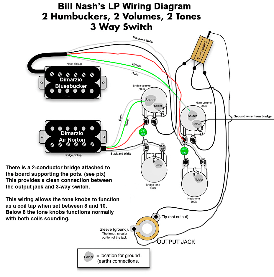 Nash LP Wiring Diagram?resize\\\\\\\\\\\\\\\=665%2C672 gibson sg wiring diagram & attached image epithundpro push pull bare knuckle wiring harness at creativeand.co