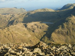The view from Great Gable