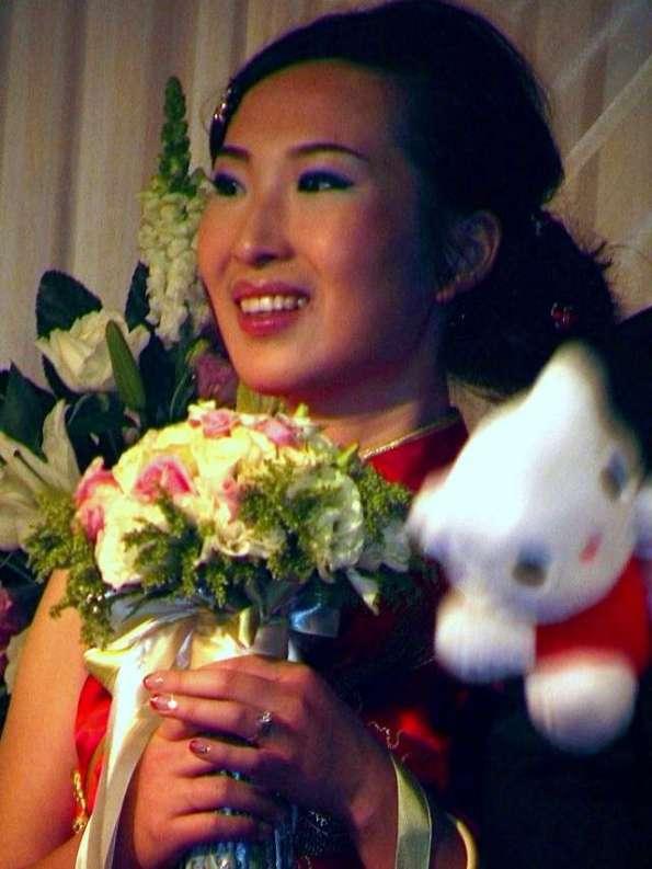 michelle wedding 2