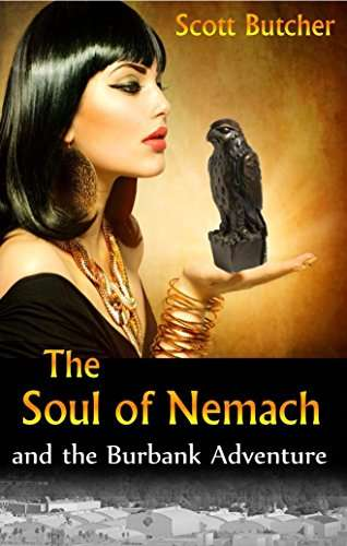 THE SOUL OF NEMACH by SCOTT BUTCHER