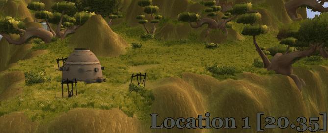 Location 1 Farming Cobra Scales