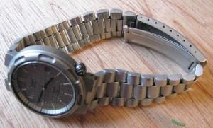 Timex Titanium