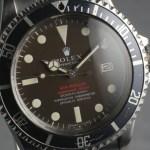 1972 Rolex Double Red Sea Dweller (DRSD) Mark II