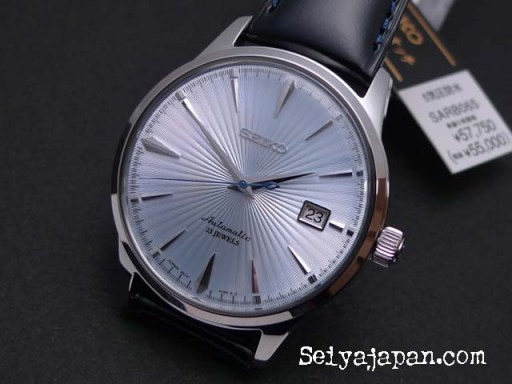"""The Seiko SARB065 """"Cocktail Time"""" is distinctive, hard to find, and worth every penny!"""
