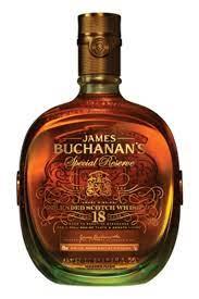 Buchanan's 18 Year Blended Scotch Whisky