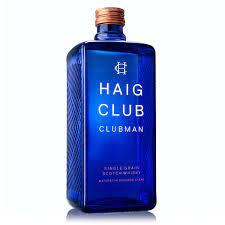 Haig Club (By David Beckham) Single Grain Scotch Whisky