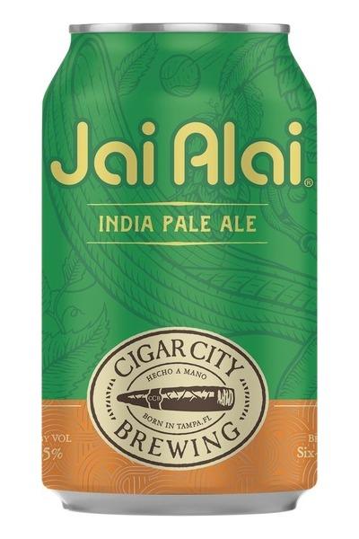 Jai Alai  I  IPA  I  7.5% ABV  I  Cigar City