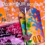En exclu pour.vous ici même un aperçu de Ce qui vous attend dans votre atelier#doityourscrap2 #scrapbooking #mixedmedia pour me rejoindre aux côtés de @carol_and_co  et de @francoise.melzanilaurenti  c'est sur lestudiodesginettes..blogspot.com