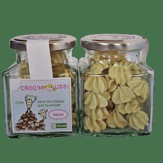 Croq'mouss! biscuits végétaux