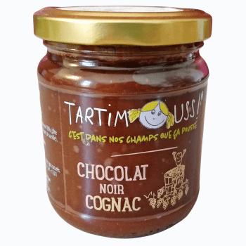 Tartimouss chocolat noir cognac