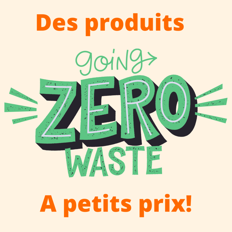 Zéro déchets zéro gaspi