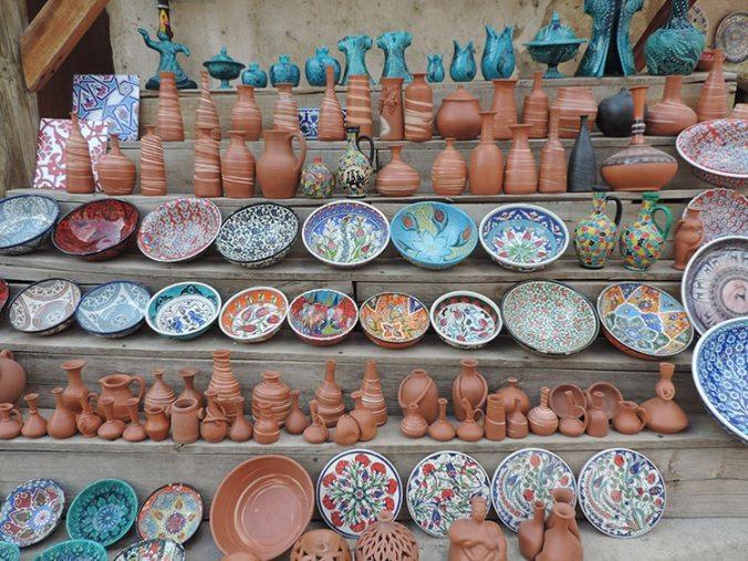 potier bircan à Avanos Cappadoce Turquie