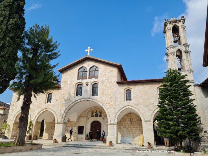 église orthodoxe Saint Pierre et Saint Paul d'Antakya