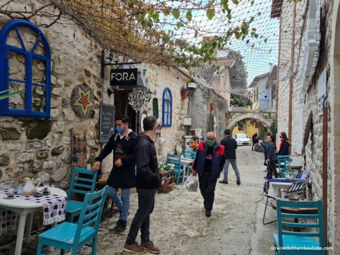 Antakya, Hatay, Turquie, ruelles