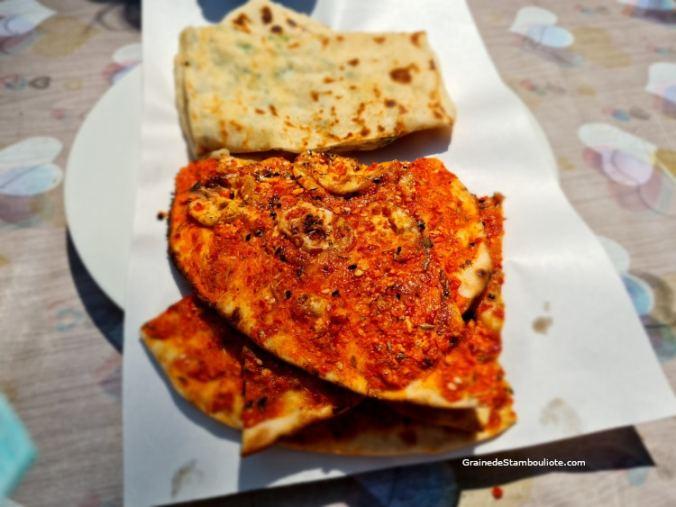 pain au poivron, biber ekmek, spécialité syrienne, turque, Antalya, Hatay