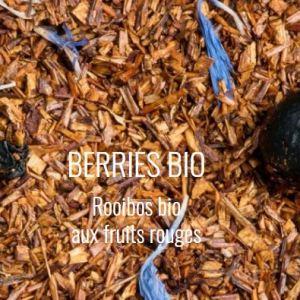 Rooibos berries bio fruits rouges
