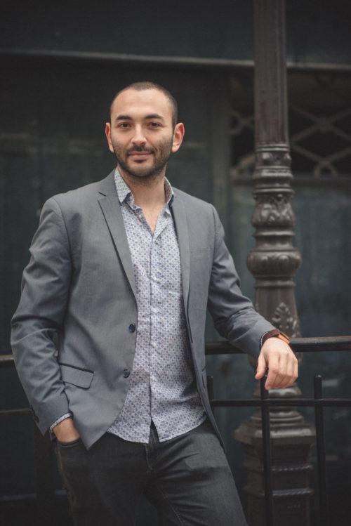 Portrait Adil Sermouh - Graines d'Hypnose hypnothérapeute séance hypnose hypnotiseur montpellier hypnose paris 15