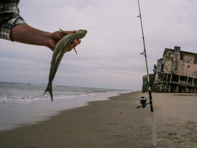 climate change outer banks