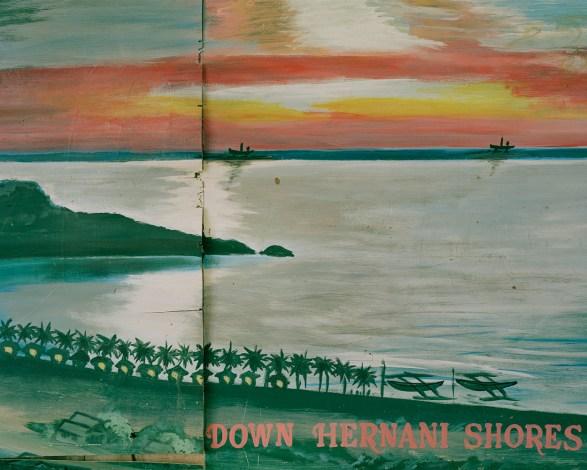 Down Hernani Shores