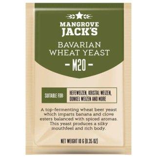 Bavarian Wheat M20 Mangrove Jack's