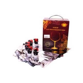 Bag in box 3 л для вина 6 штук в коробке (BeerVingem)