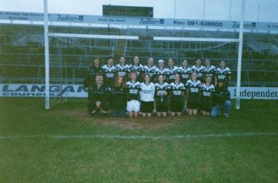 43 U16A CHP WINNERS