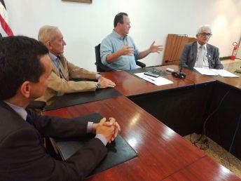 Encontro do prefeito e vereadores de Grajaú com o vice-governador 04