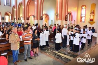 Missa pelos 207 anos de Grajaú 12