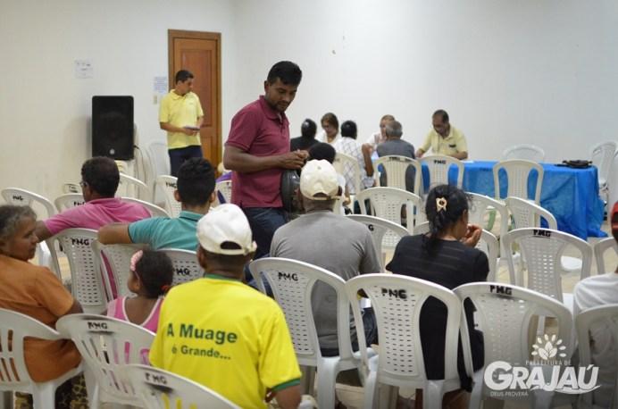 16 assentamentos recebem servicos sociais da prefeitura e INCRA 09