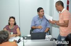 16 assentamentos recebem servicos sociais da prefeitura e INCRA 13