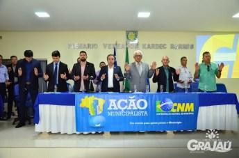 Acao Municipalista é realizada em Grajau 01