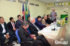 Camara de vereadores entrega Titulo de Cidadao Grajauense 01