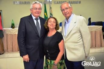 Camara de vereadores entrega Titulo de Cidadao Grajauense 05