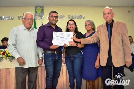 Camara de vereadores entrega Titulo de Cidadao Grajauense 08