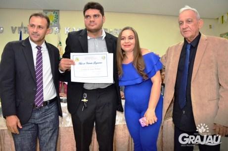 Camara de vereadores entrega Titulo de Cidadao Grajauense 11