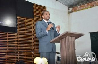 Prefeito Mercial participa do aniversario da Igreja Crista Evangelica 04