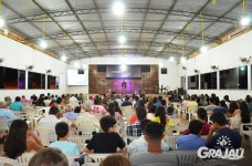 Prefeito Mercial participa do aniversario da Igreja Crista Evangelica 06